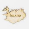 Viðarsegull – Ísland