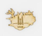 Viðarsegull -Akureyri kirkja
