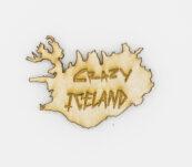 Viðarsegull -Crazy Iceland