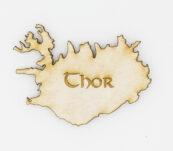 Viðarsegull -Thor Iceland