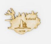 Viðarsegull – Geysir, Iceland