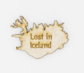 Viðarsegull -lost in Iceland