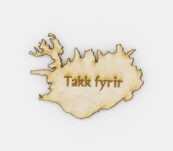 Viðarsegull -Takk Fyrir