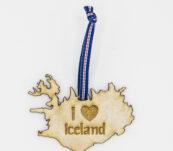 Viðarórói – I Love Iceland